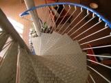 www.lagerine.com Chambres Hôtes Ampuis L'escalier
