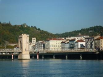 Vienne sur le Rhône