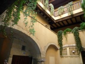 Visite des cours et des façades de Vienne 014