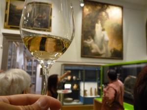 Quand le vin rencontre l'art Musée des Beaux Arts de Vienne le 13 juin 2015 2