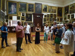 Quand le vin rencontre l'art Musée des Beaux Arts de Vienne le 13 juin 2015 5