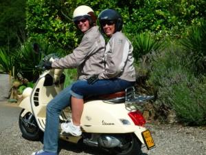 Luc et Carine DEVOS en route pour le Piilat juillet 2011 002