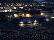 Le théâtre antique illuminé le 8 décembre