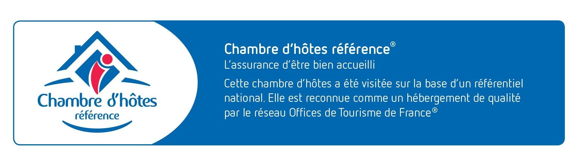 Logo Chambre d'hôtes référence_texte long