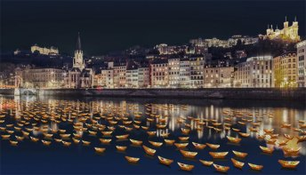Fête des lumières Lyon